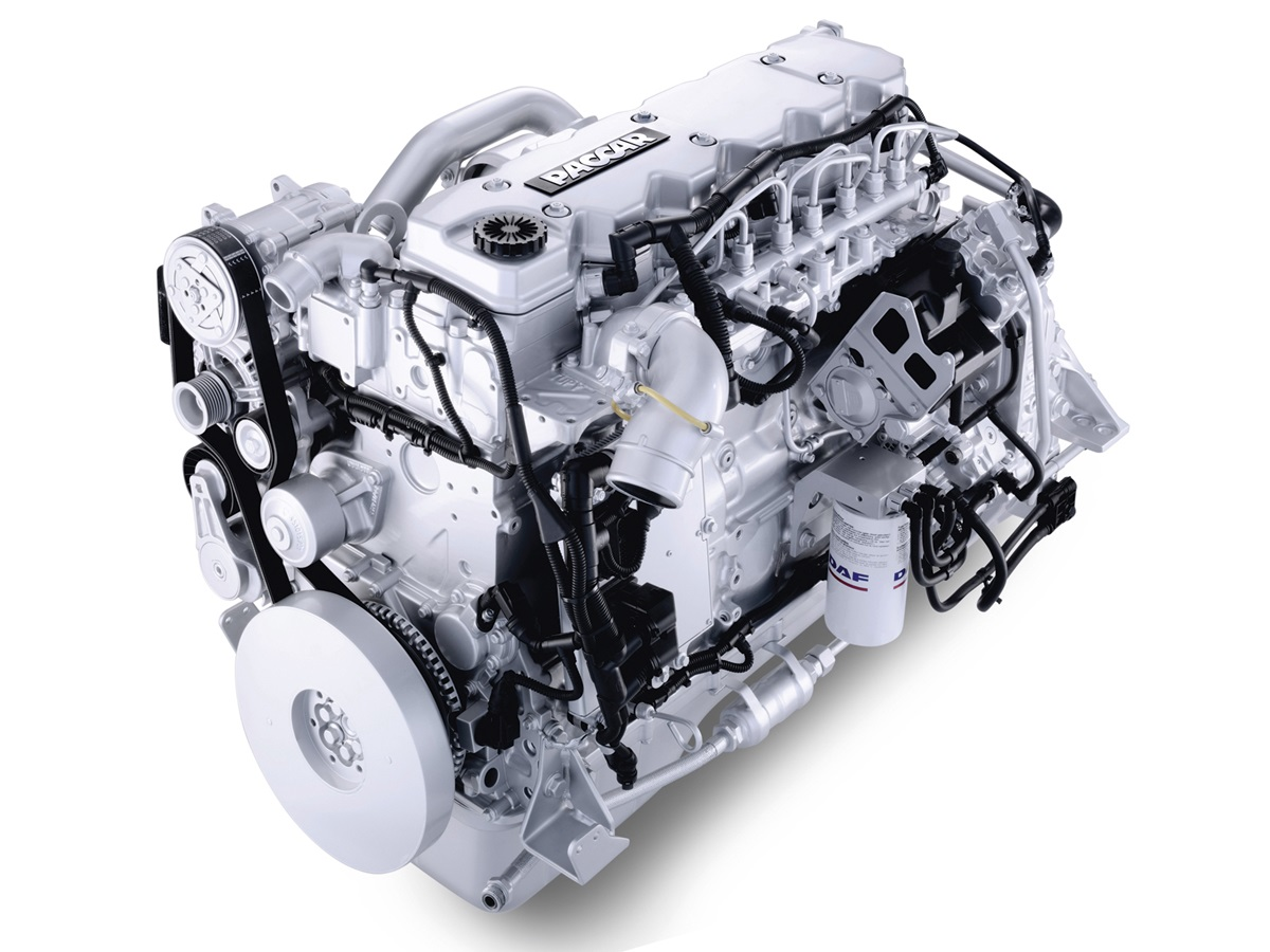 PACCAR FR Engine